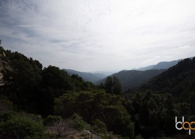 Sardinien Mare e Monti Tour Passo Genna Silana ©Matthias Lippstreu
